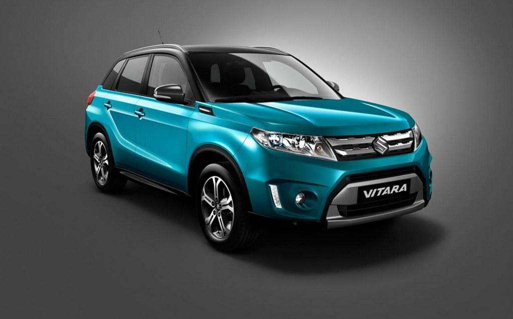 Maruti Suzuki will launch new Vitara in 2017