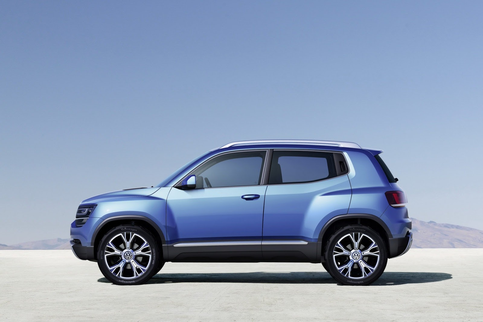 Volkswagen planning a compact SUV for 2016