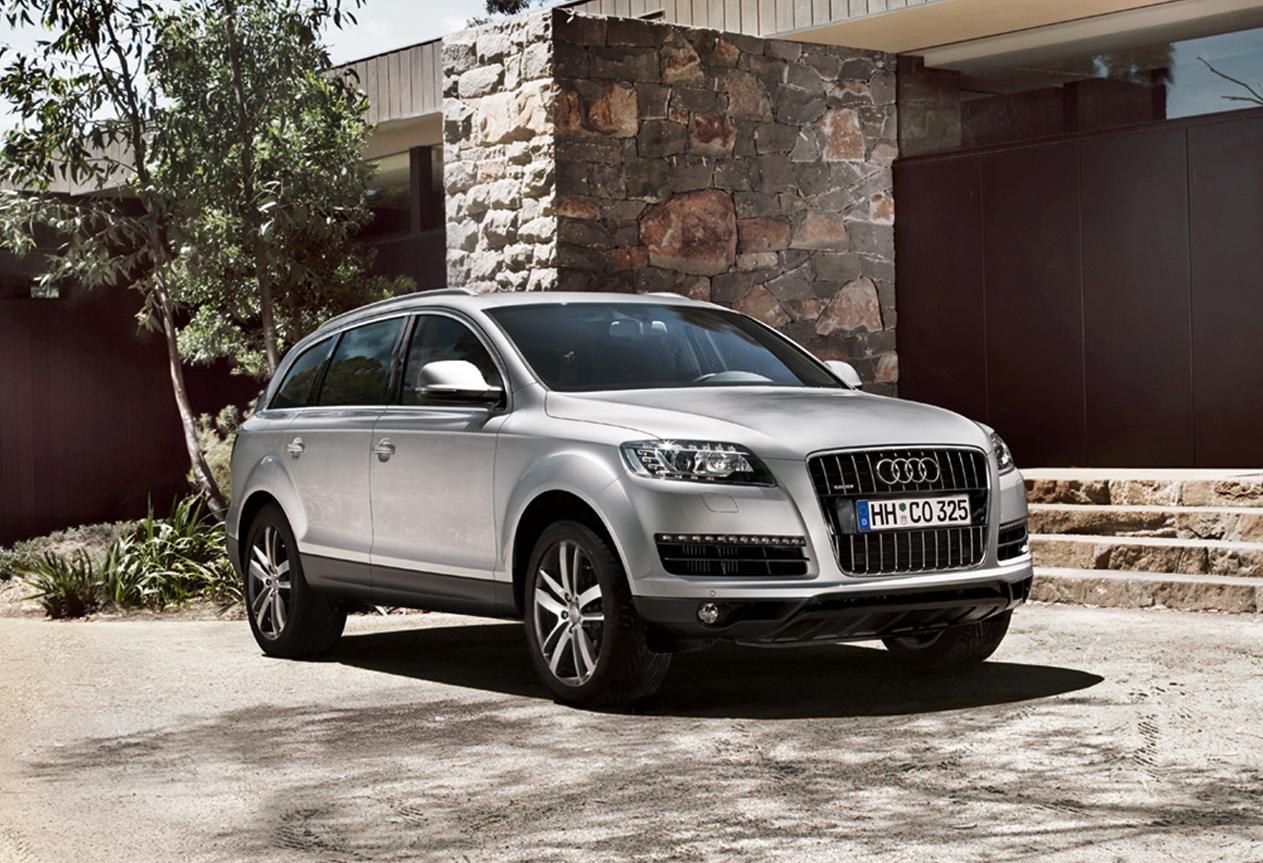 Audi recalls Q7 SUV to fix faulty brakes