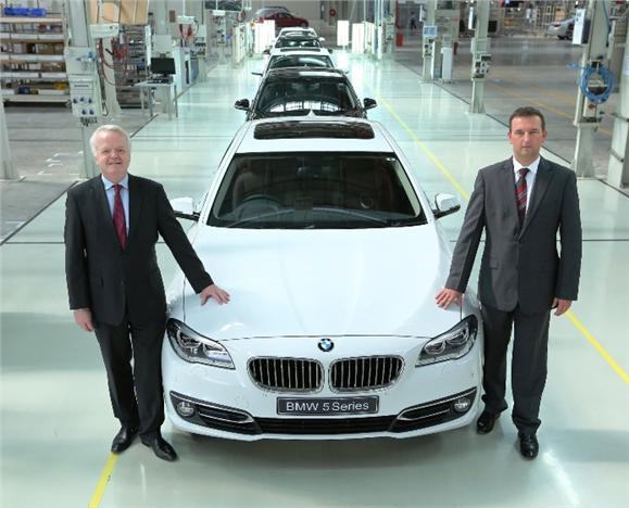 BMW rolls out 40,000th locally-assembled car