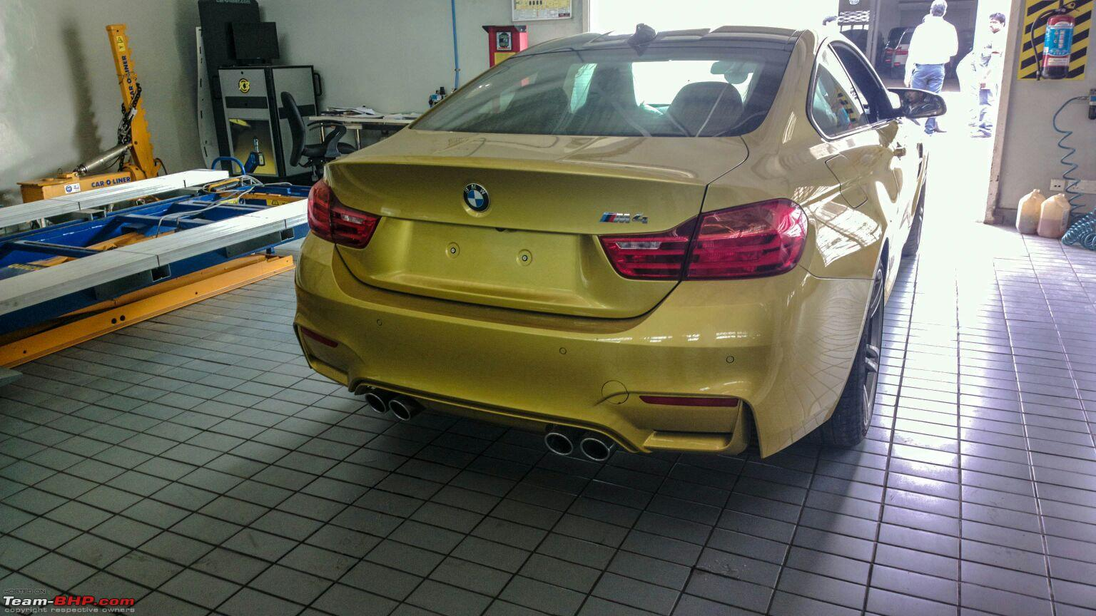 2013 BMW M3 and M4 spotted, launch soon