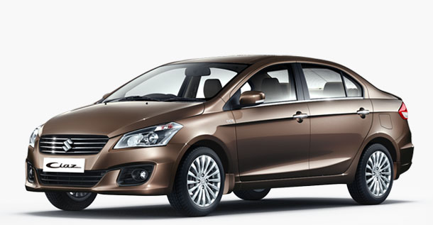 Maruti Ciaz launched in India for 6.99 lakh