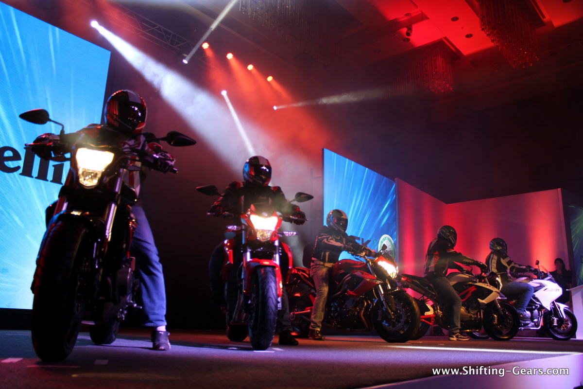 DSK Benelli India: Unveiling