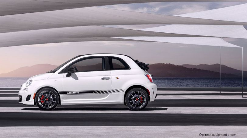 SCOOP! Fiat will launch the Abarth 500 next month