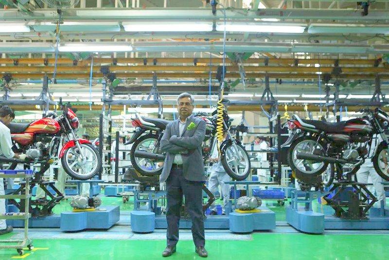 Hero MotoCorp inaugurates Rajasthan facility