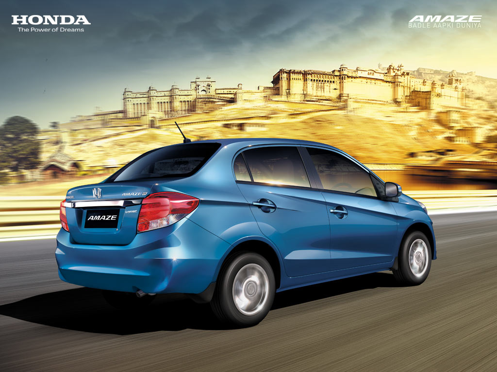 Honda planning CNG variant for the Amaze
