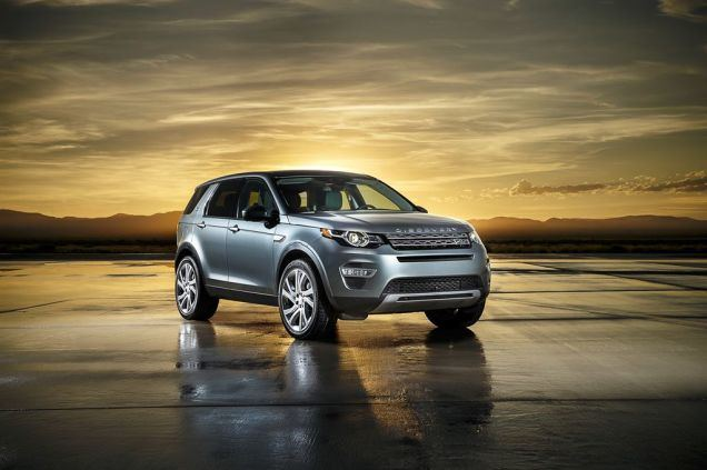 Land Rover Discover Sport coming to India in 2015