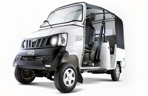 Quadricycle from Mahindra to rival the Bajaj RE60