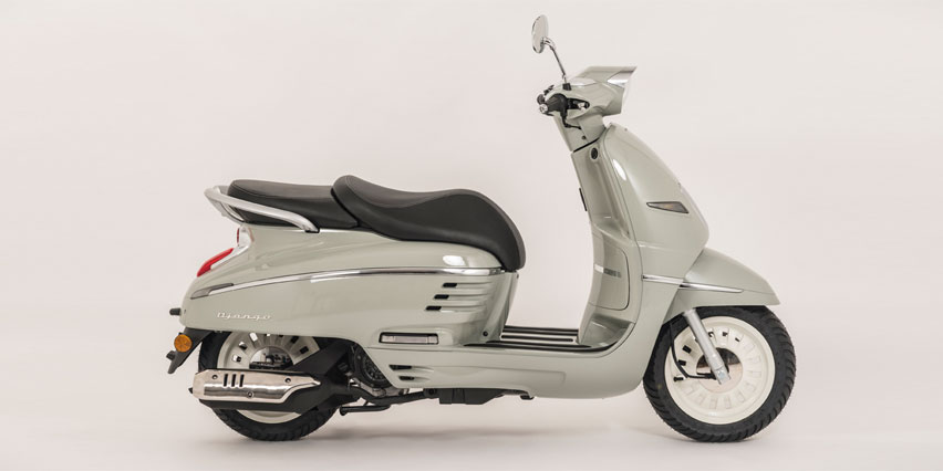 Official: Mahindra buys controlling stake in Peugeot Scooters