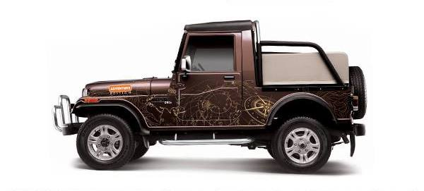 Mahindra launches Thar Adventure Edition