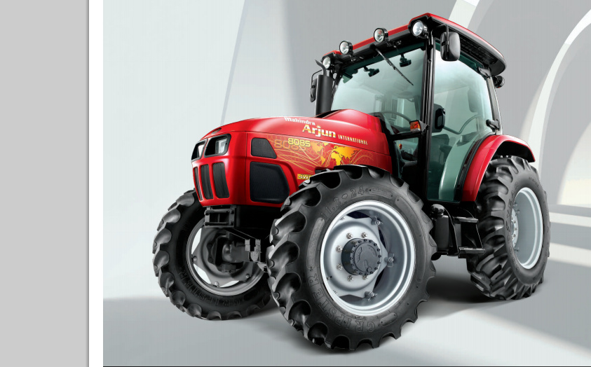 Mahindra to halt tractor production for 4 days