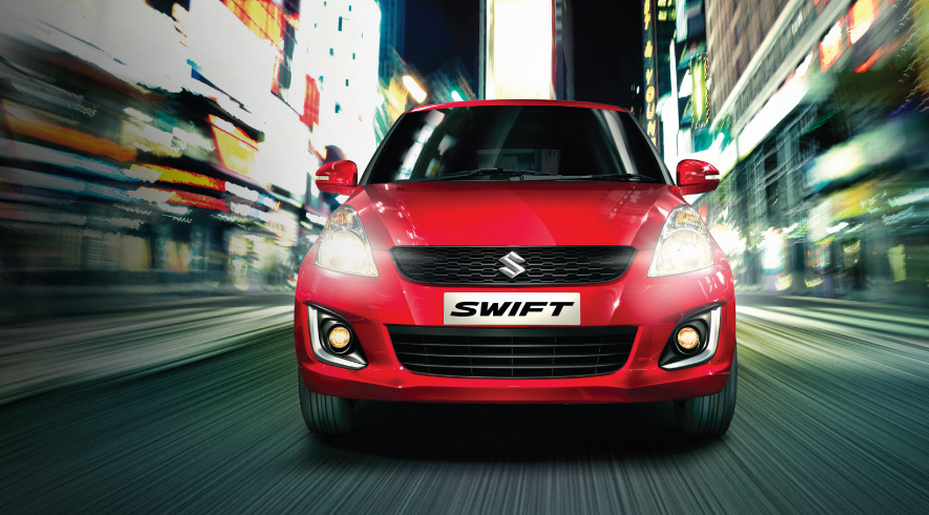 Maruti Swift facelift launched at Rs. 4.42 lakh