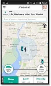 meru-cab-app