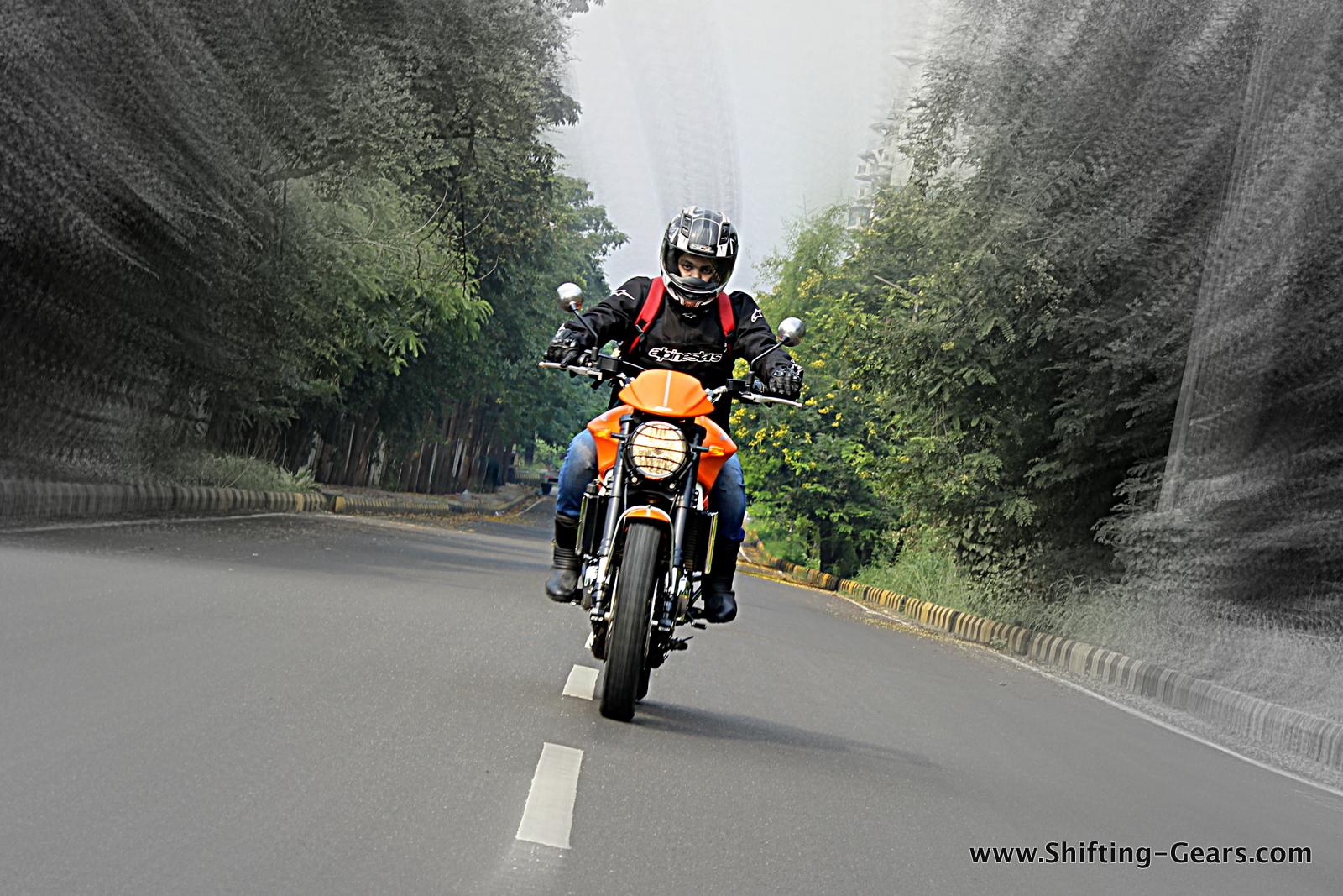 Moto Morini Scrambler: Ride Report