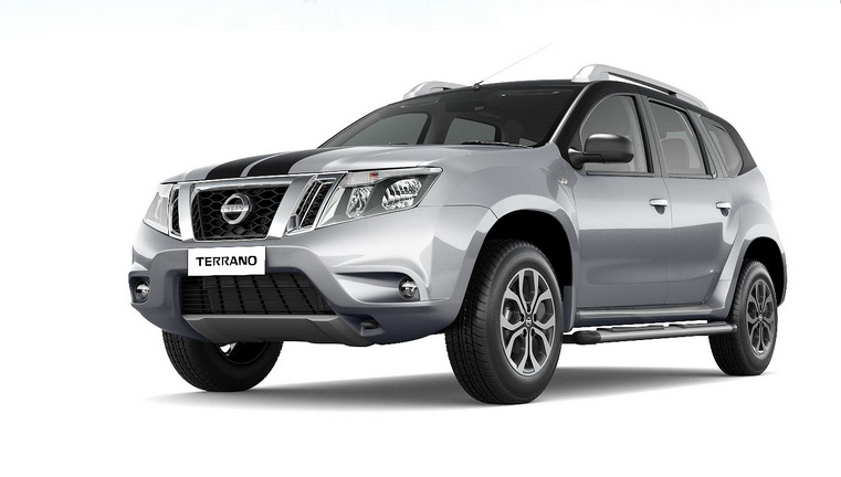 Nissan Terrano anniversary edition launched at Rs. 12.83 lakh