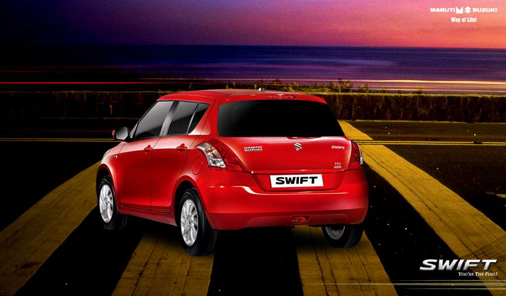 Bookings open for Swift facelift