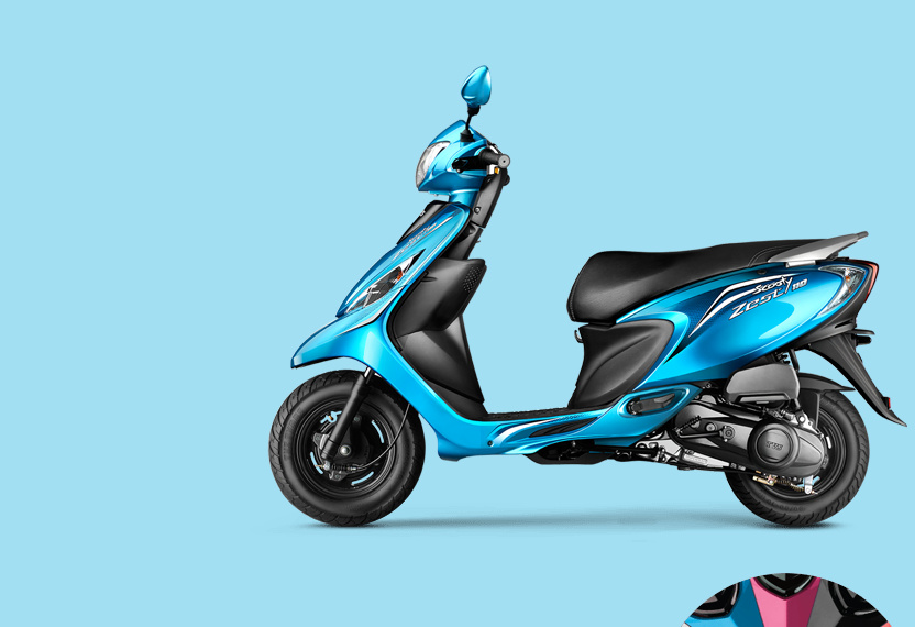 TVS plans 10,000 Scooty Zests per month