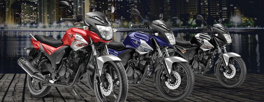 Yamaha launches SZ-RR Version 2.0 at Rs. 65,300