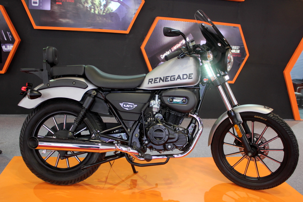 Um Motorcycles Coming By Mid 2015 Shifting Gears