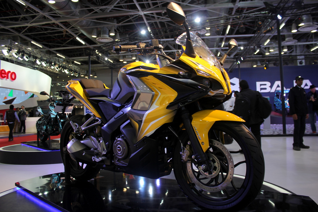 Bajaj Pulsar 200SS confirmed for early 2015
