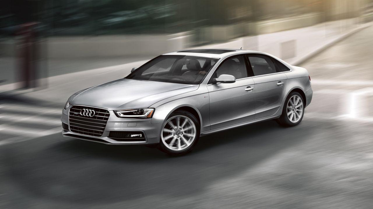 Audi recalls 6,758 units of A4