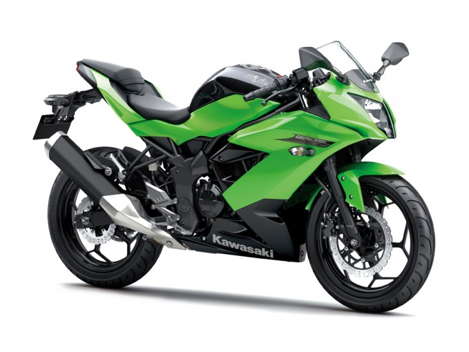 Kawasaki Ninja 250SL unveiled