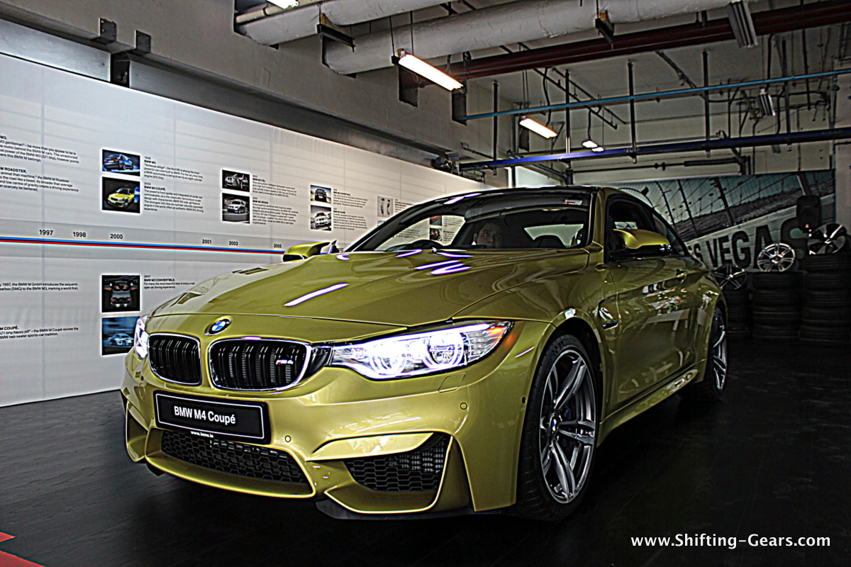 BMW M3 sedan and M4 coupe launched in India | Shifting-Gears