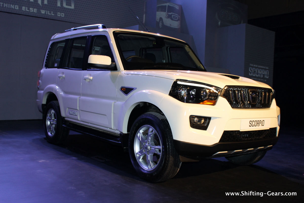 Mahindra increases prices of new Scorpio