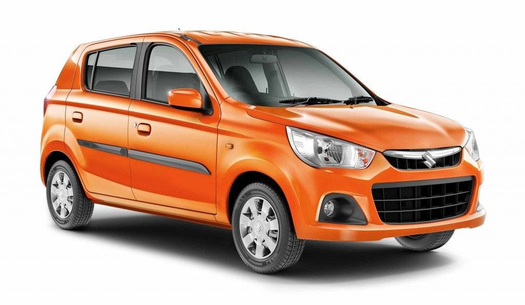 Maruti Suzuki Alto K10 launched at Rs. 3.06 lakh