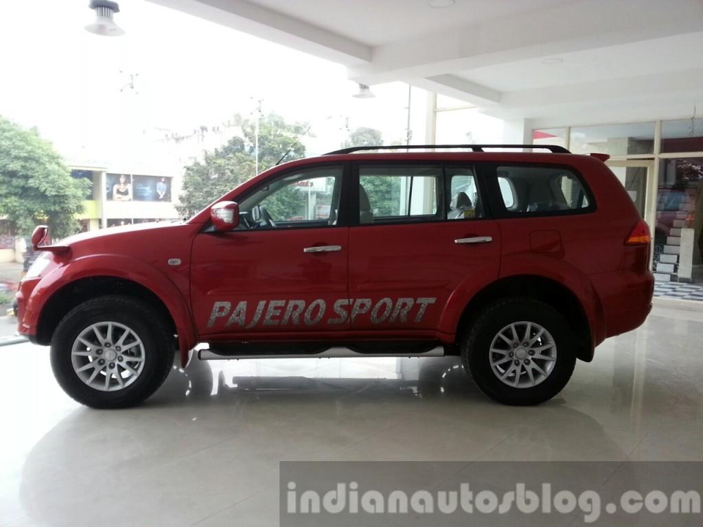Mitsubishi Pajero Sport facelift this month