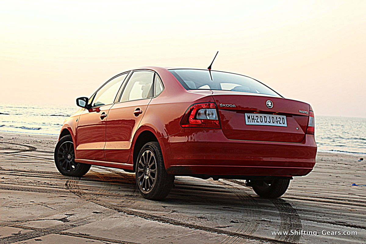 skoda rapid 1 5l dsg reviewed shifting gears. Black Bedroom Furniture Sets. Home Design Ideas