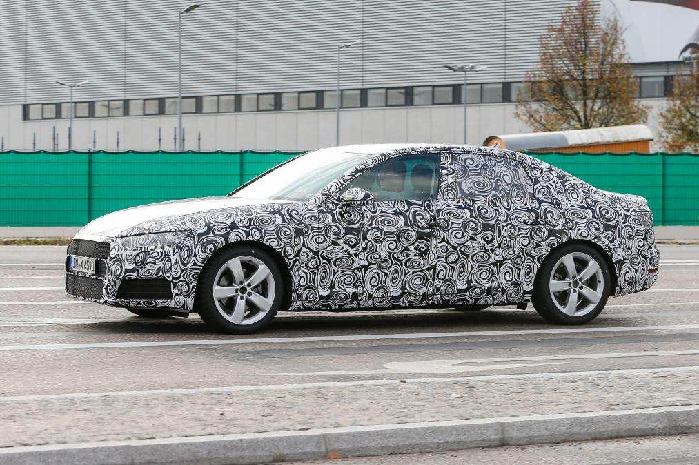 Next-generation Audi A4 coming in 2015