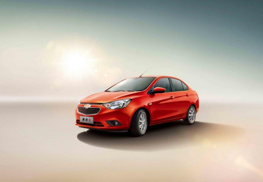 2015 Chevrolet Sail revealed