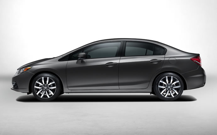 1.6L Honda Civic lands in India for R&D