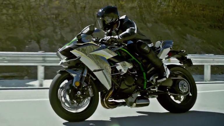 Kawasaki Ninja H2 revealed