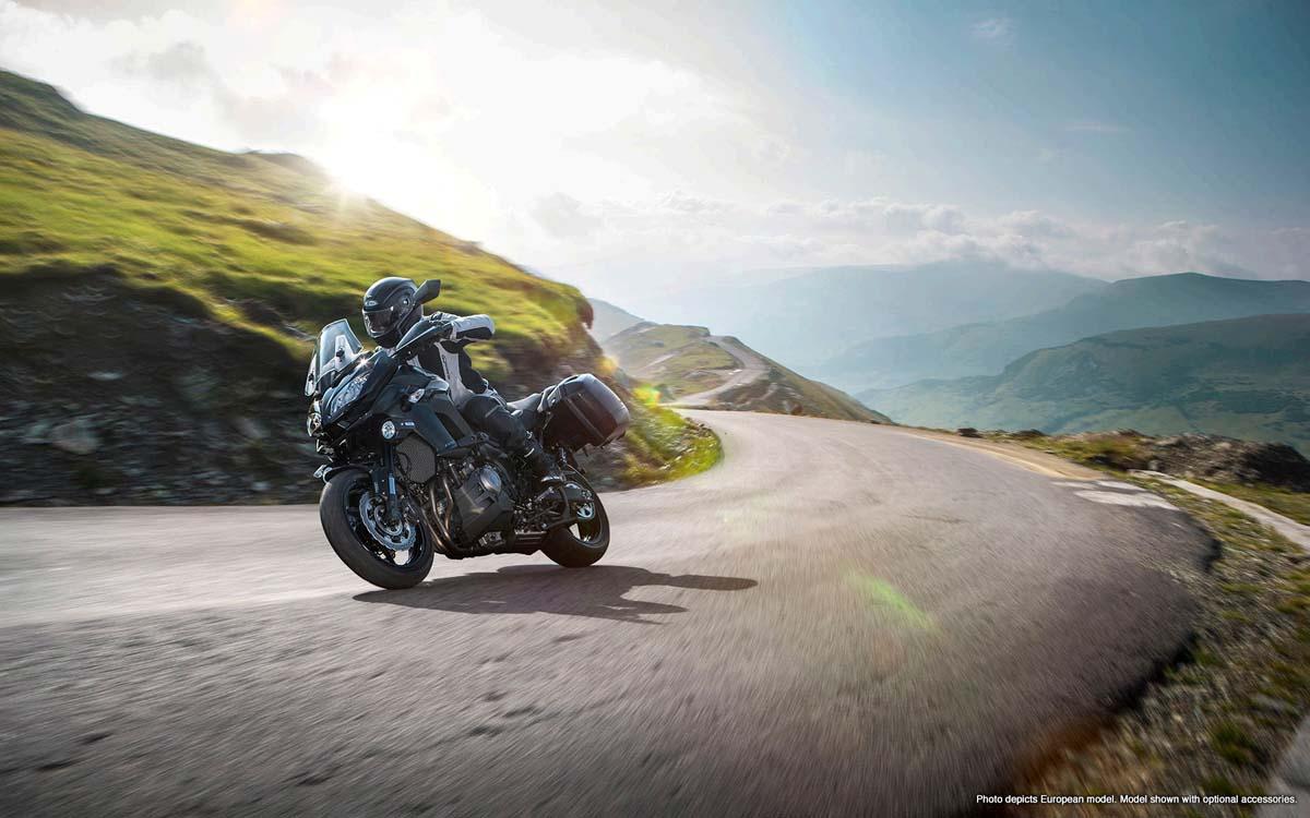 Kawasaki Versys 1000 bookings open