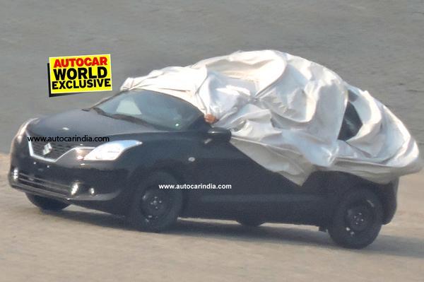 Maruti Suzuki YRA reveals front end design