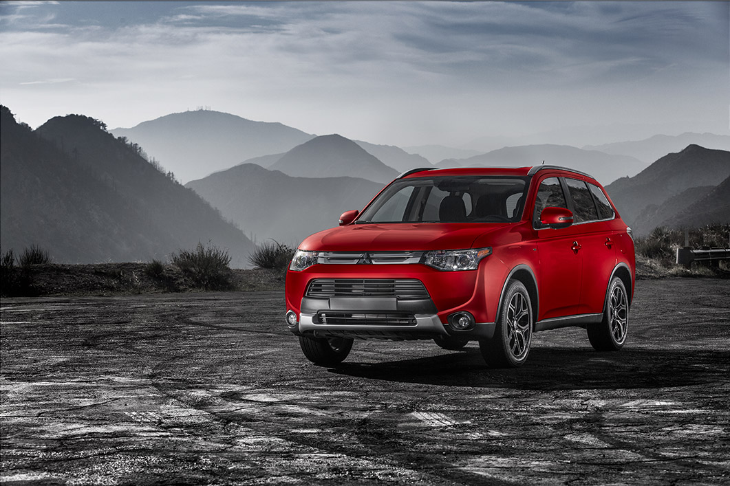 2 new Mitsubishi SUVs in 2015