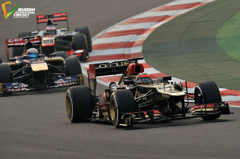 Formula 1 could return to India in 2016