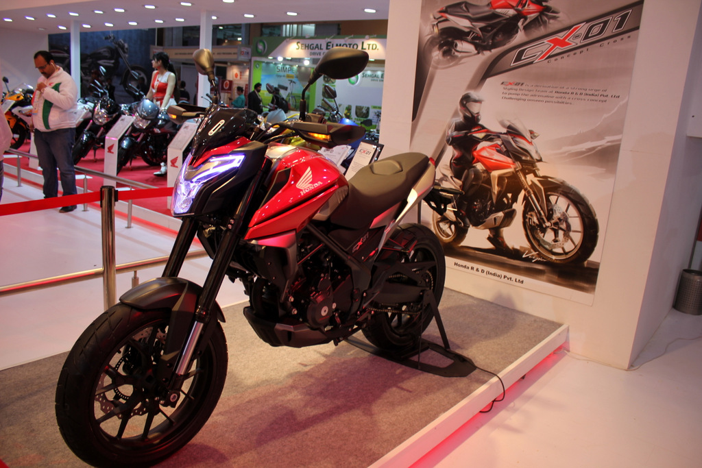 Honda's 160cc bike coming by the year end