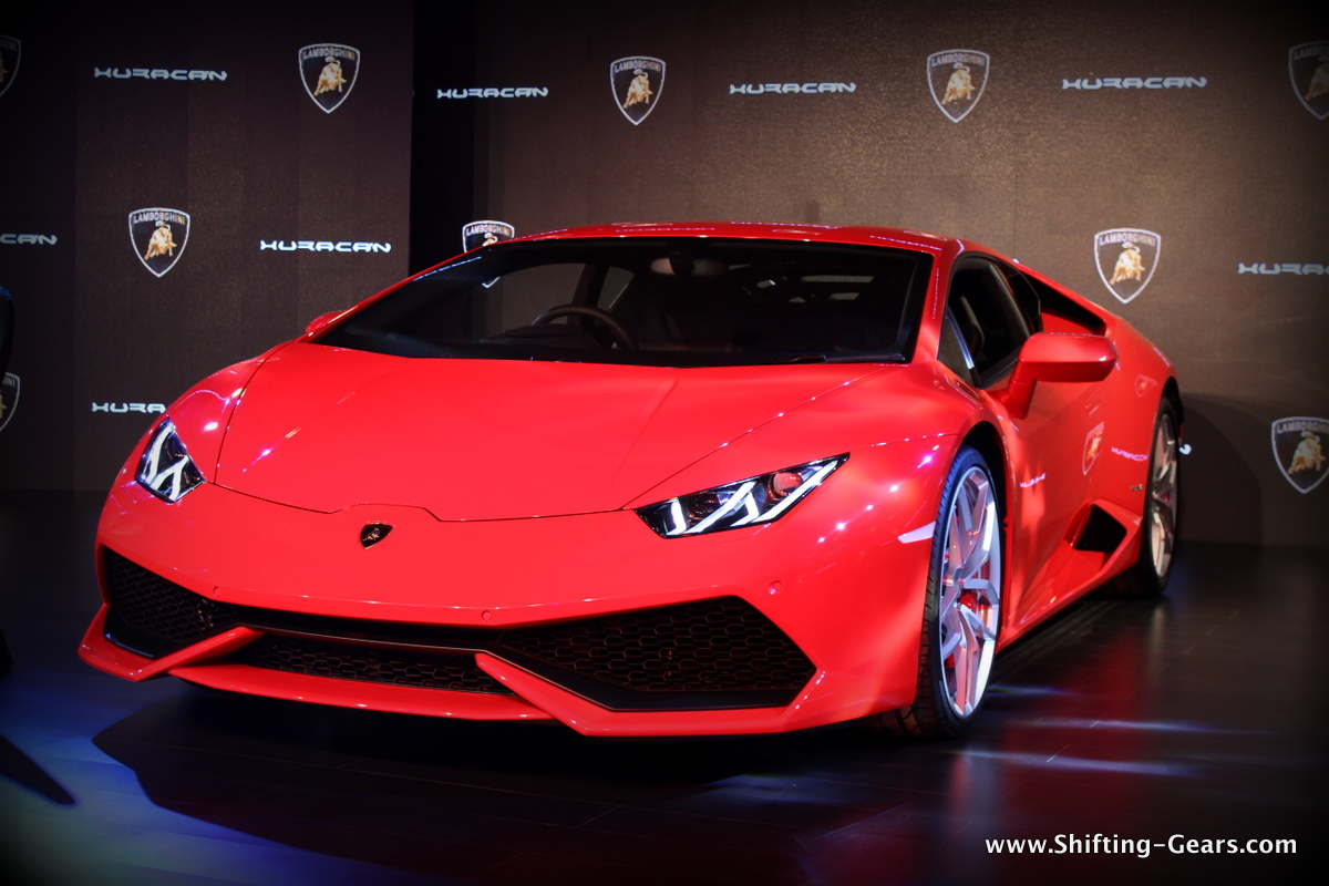 Lamborghini opens dealership in Bengaluru