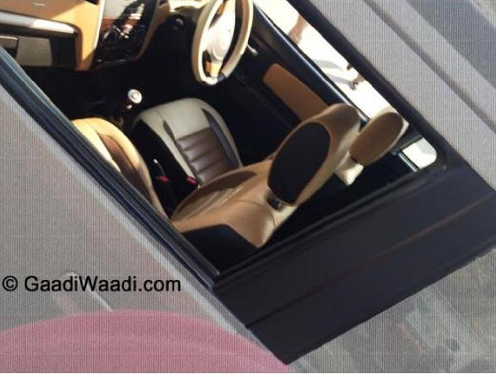 Maruti-Wagon-R-XRest-Edition-Spied-Interiors