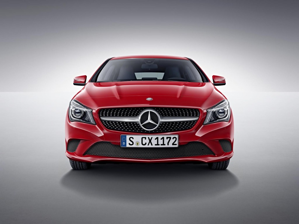 Mercedes-Benz CLA Shooting Brake could come to India