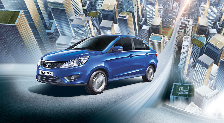October '14: Tata Zest outsells Honda Amaze