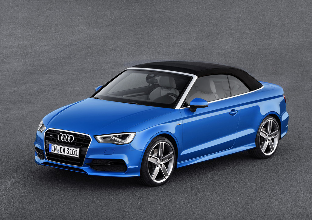 audi a3 cabriolet coming soon shifting gears. Black Bedroom Furniture Sets. Home Design Ideas