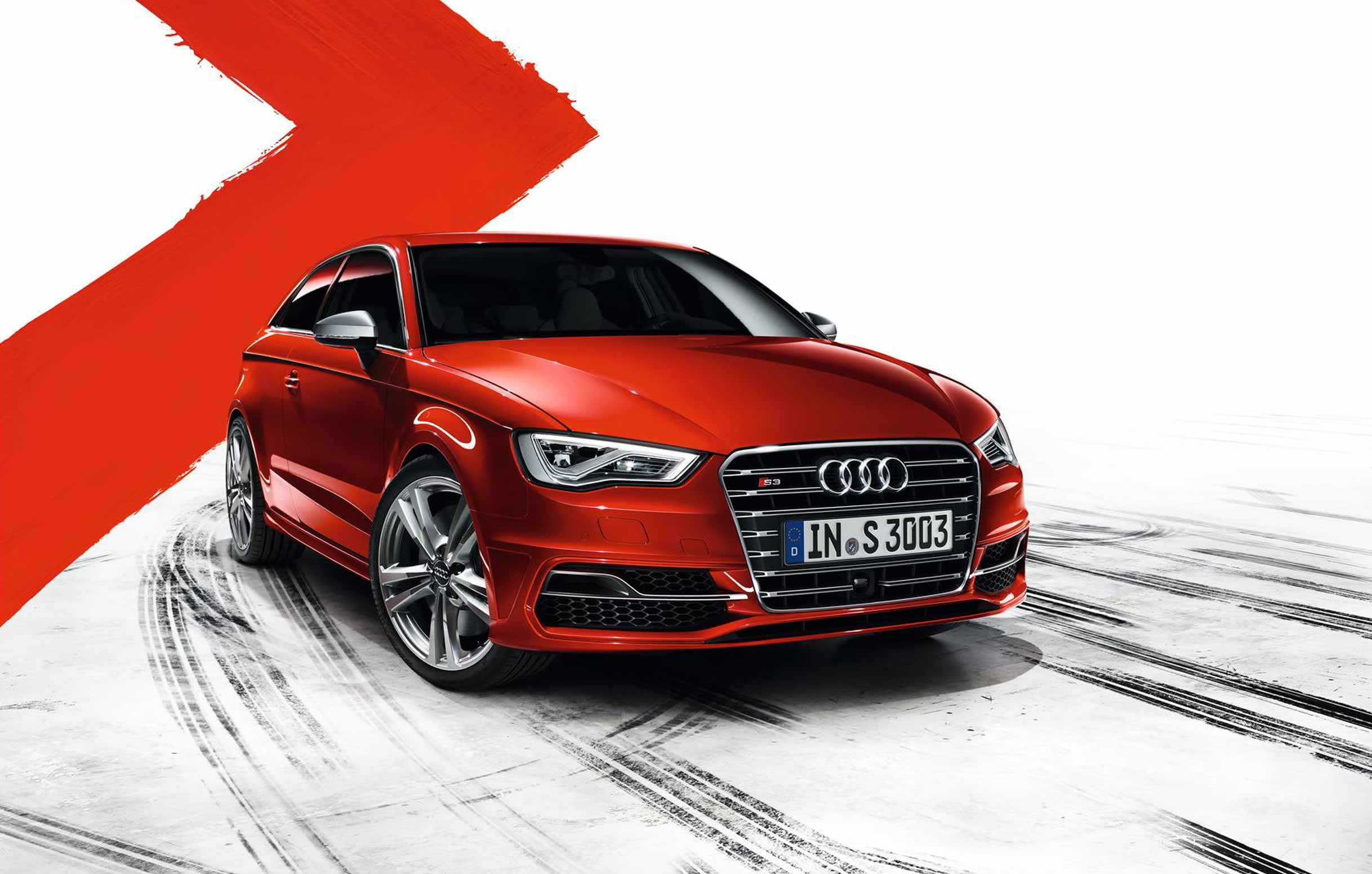 Audi A3 hatchback coming in 2015