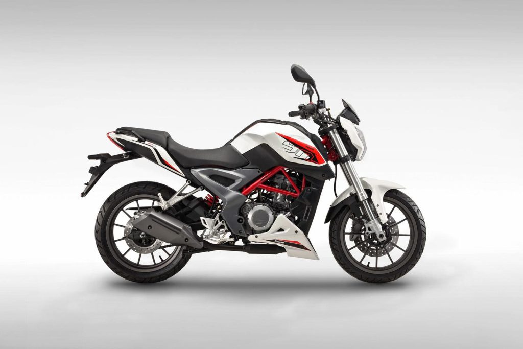 BN 251 is Benelli's entry level bike in India