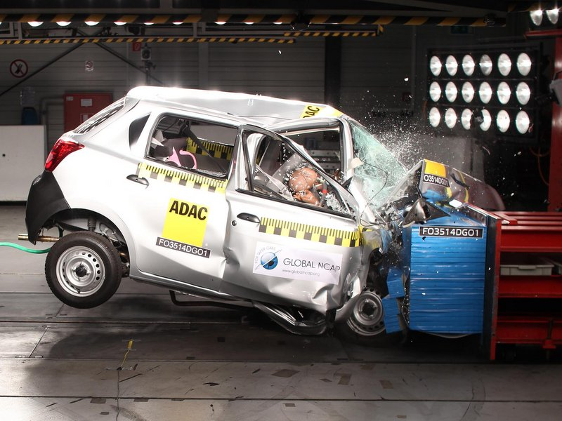 Global NCAP wants Datsun Go withdrawn from the market