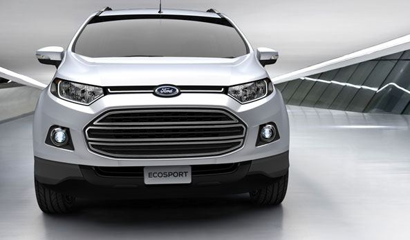 Ford EcoSport available via CSD & CPC for servicemen