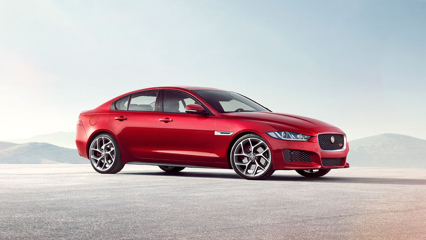 Jaguar XE could be locally assembled in India